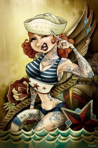 Sailor Girl 3