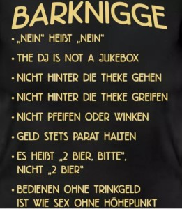 Bar-Knigge